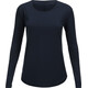 Peak Performance Epic longsleeve Dames blauw